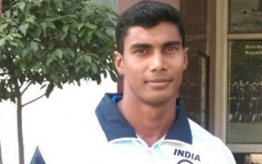 Mr. A. Anshad (Volleyball)