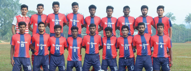 Football Team of M. A. Academy