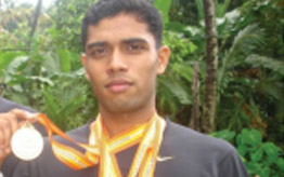 Mr. Muhammed Nazim (Athletics 400m)
